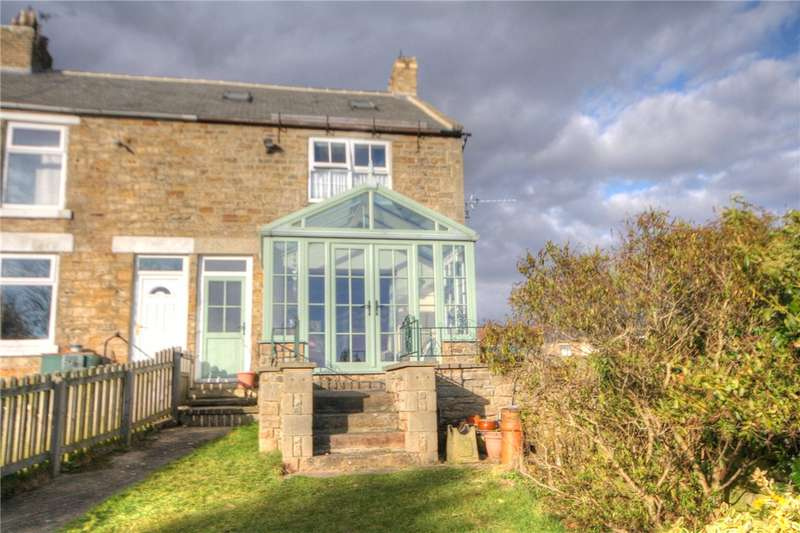 2 Bedrooms End Of Terrace House for sale in Gaunless Terrace, Copley, Bishop Auckland, DL13
