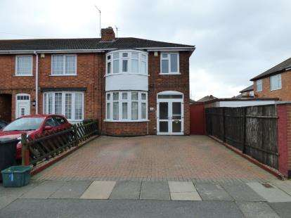 3 Bedrooms End Of Terrace House for sale in Finsbury Road, Belgrave, Leicester, Leicestershire