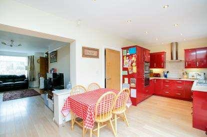 3 Bedrooms Semi Detached House for sale in Davehall Avenue, Wilmslow, Cheshire