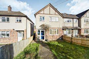 3 Bedrooms End Of Terrace House for sale in Cromwell Road, Caterham, Surrey, .