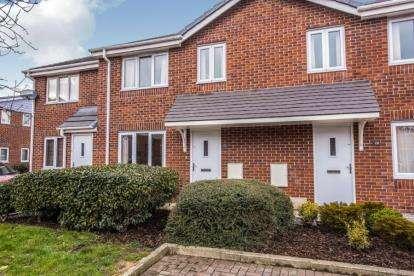 2 Bedrooms Terraced House for sale in Chandlers Close, Buckshaw Village, Chorley, Lancashire, PR7