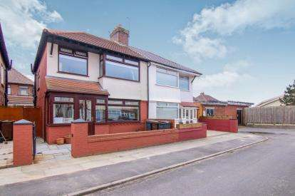 3 Bedrooms Semi Detached House for sale in Riverslea Road, Liverpool, Merseyside, L23