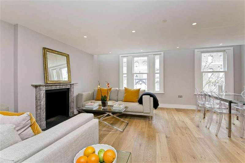 3 Bedrooms Apartment Flat for sale in Randolph Avenue, Maida Vale, London, W9