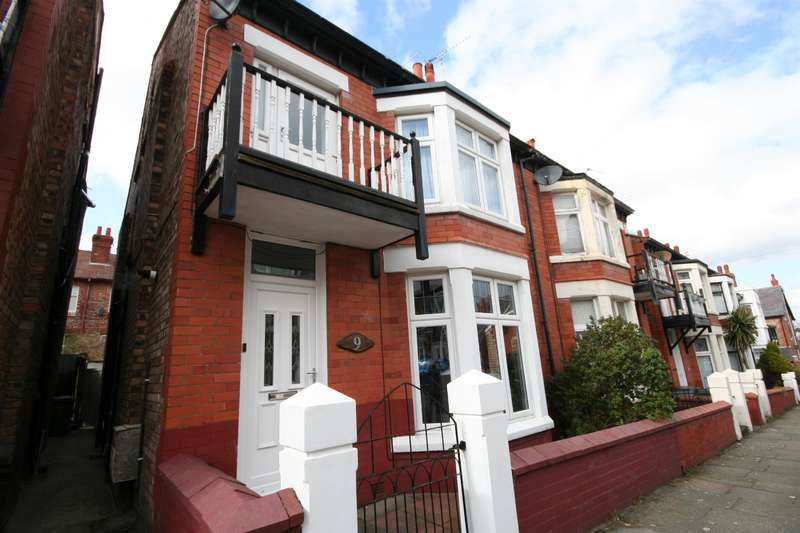 4 Bedrooms Semi Detached House for sale in Cavendish Road, Wallasey, CH45 2NX