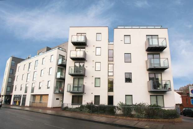 1 Bedroom Flat for sale in City Walk Apartments, London, Greater London, SE23 2AR