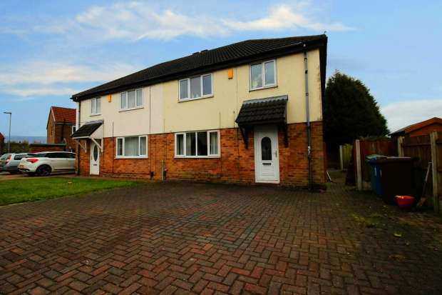 3 Bedrooms Semi Detached House for sale in Castle Grove, Leigh, Lancashire, WN7 2UJ