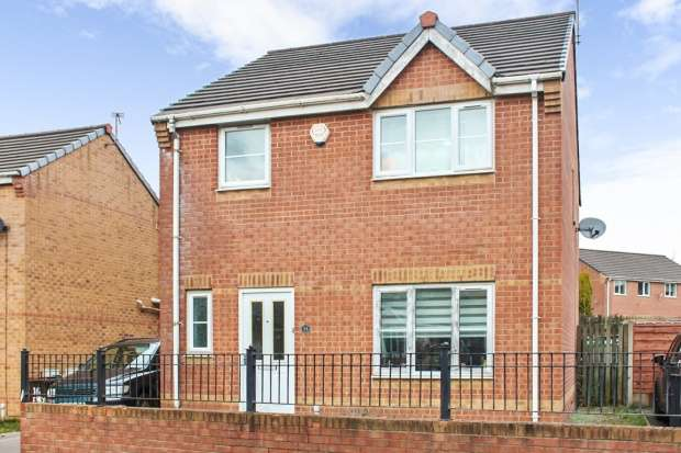 4 Bedrooms Detached House for sale in Fairy Lane, Manchester, Greater Manchester, M8 8YE