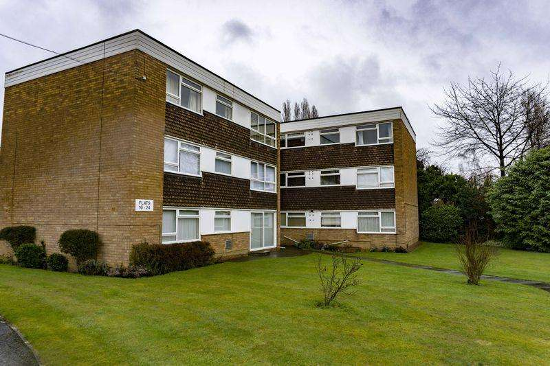 2 Bedrooms Apartment Flat for sale in Jesson Close, Walsall