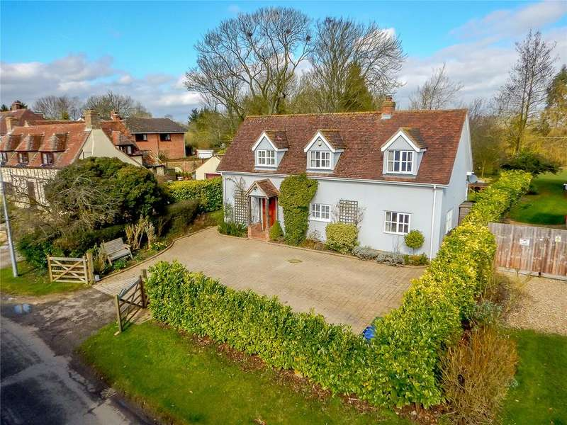 4 Bedrooms Detached House for sale in Caxton End, Eltisley, St. Neots, Cambridgeshire