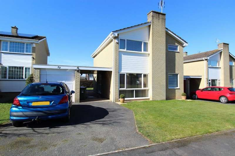4 Bedrooms Detached House for sale in No onward chain