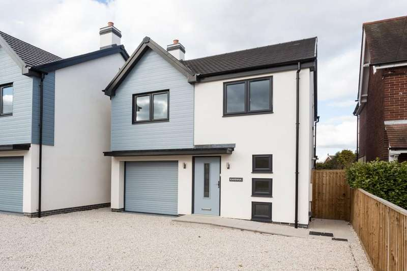 3 Bedrooms Detached House for sale in Main Street, Alrewas