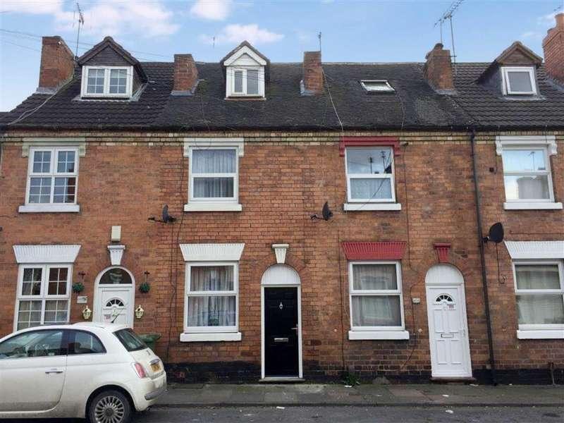 3 Bedrooms Terraced House for rent in Wood Street, Kidderminster, Worcestershire
