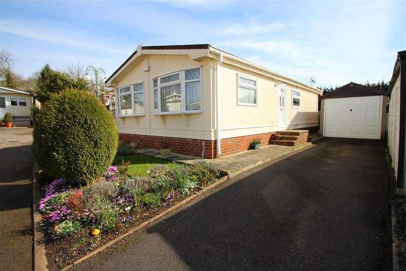 2 Bedrooms Park Home Mobile Home for sale in Trent Lane, East Bridgford