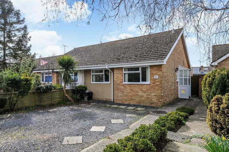 2 Bedrooms Semi Detached Bungalow for sale in Elm Road, Westergate