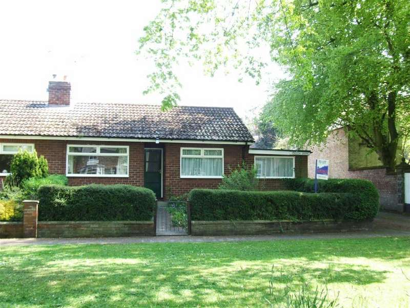 2 Bedrooms Semi Detached Bungalow for rent in Beech Grove, Sowerby