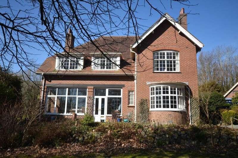 5 Bedrooms Detached House for sale in Llanbadarn Fawr, Aberystwyth