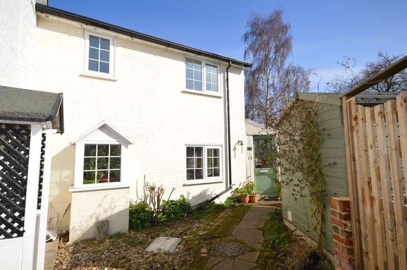 2 Bedrooms End Of Terrace House for sale in Paget Road, Wivenhoe