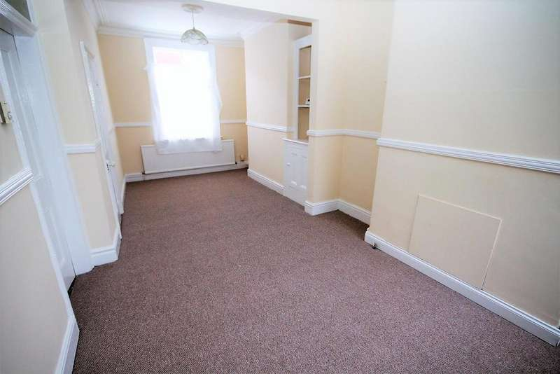 2 Bedrooms End Of Terrace House for sale in Bute Street, Stockton-On-Tees