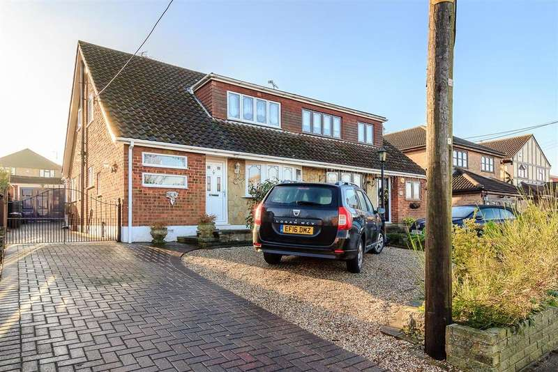 3 Bedrooms Semi Detached House for sale in Bouldrewood Road