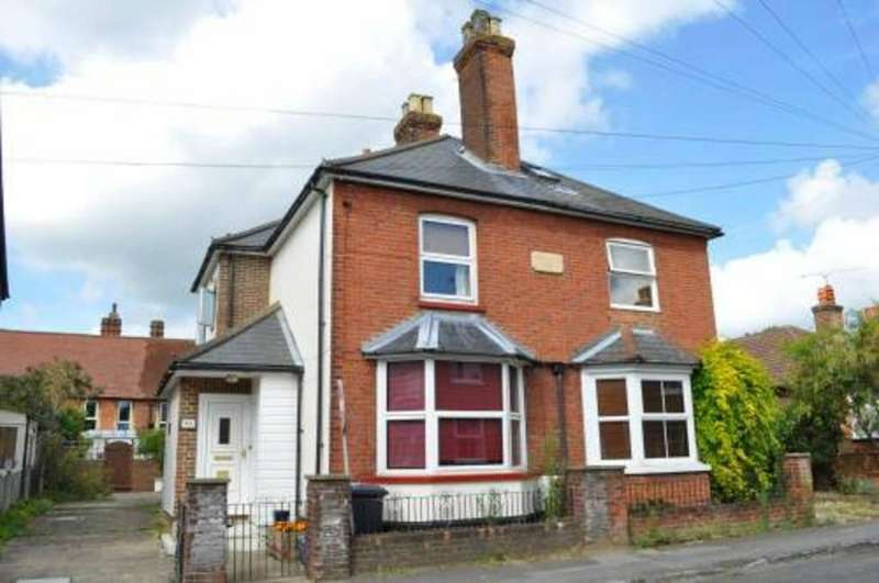 1 Bedroom Maisonette Flat for sale in North Road, Guildford