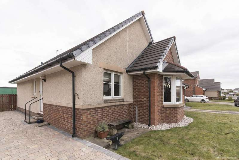 3 Bedrooms Detached Bungalow for sale in Richard Quinn Street, Cowie, Stirling, FK7 7DU