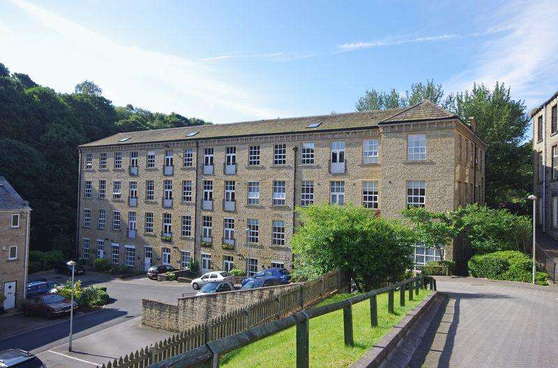 2 Bedrooms Apartment Flat for rent in 24 Excelsior Mill, Ripponden, HX6 4FD