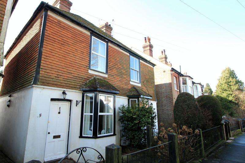 3 Bedrooms Semi Detached House for sale in Station Road, Mayfield