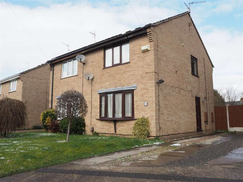 2 Bedrooms Detached House for sale in Birch Road, New Balderton, Newark