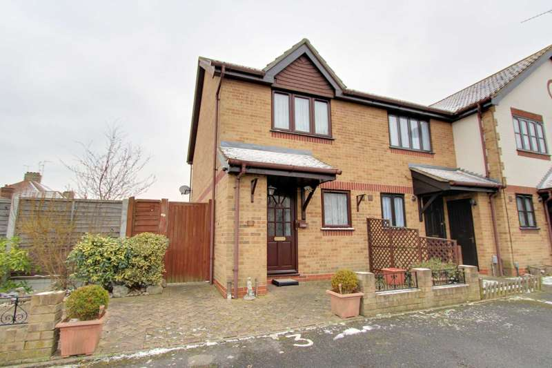 2 Bedrooms End Of Terrace House for sale in Southend On Sea