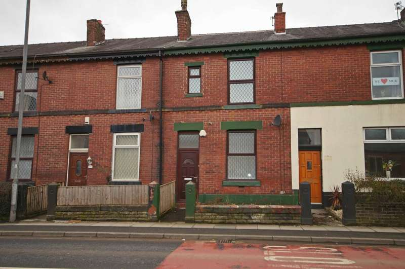 3 Bedrooms Terraced House for rent in Ainsworth Road, Radcliffe