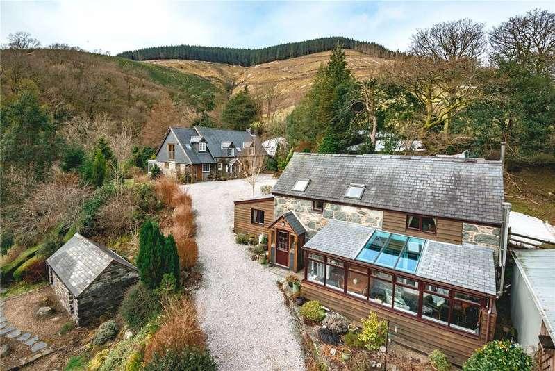 6 Bedrooms Barn Conversion Character Property for sale in Llanymawddwy, Machynlleth, Gwynedd