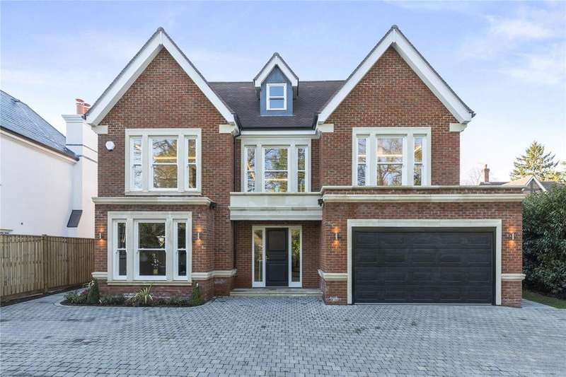 5 Bedrooms Detached House for rent in Chambers Close, Water Lane, Cobham, Surrey, KT11