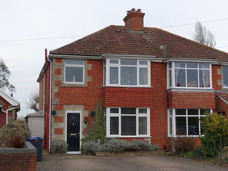 3 Bedrooms Semi Detached House for sale in North Bradley, Trowbridge