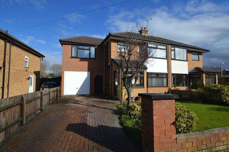 4 Bedrooms Semi Detached House for sale in Ballard Road, Newton