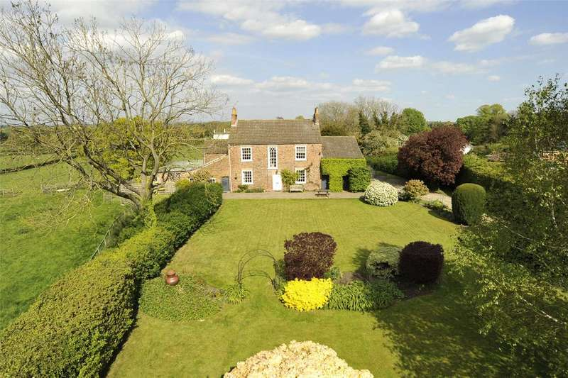4 Bedrooms Detached House for sale in Littlethorpe, Ripon, North Yorkshire