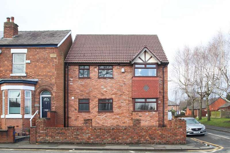 2 Bedrooms Apartment Flat for rent in George Street, Urmston, Manchester, M41