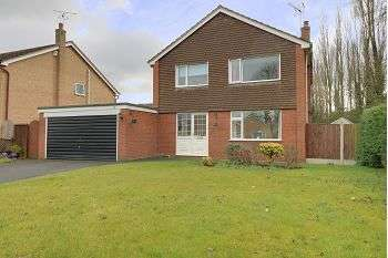 5 Bedrooms Detached House for rent in Bramall Close, Sandbach, CW11 1EF