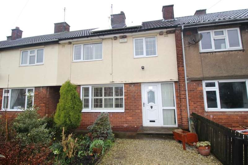 3 Bedrooms Terraced House for sale in Dobella Avenue, Rawcliffe, Goole, DN14