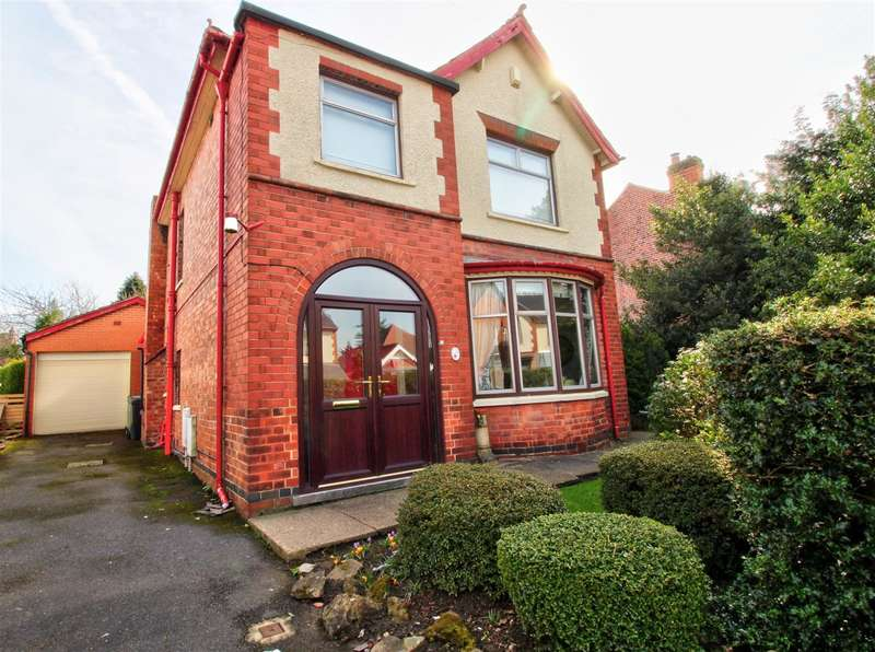 3 Bedrooms Detached House for sale in Wilmot Street, Heanor