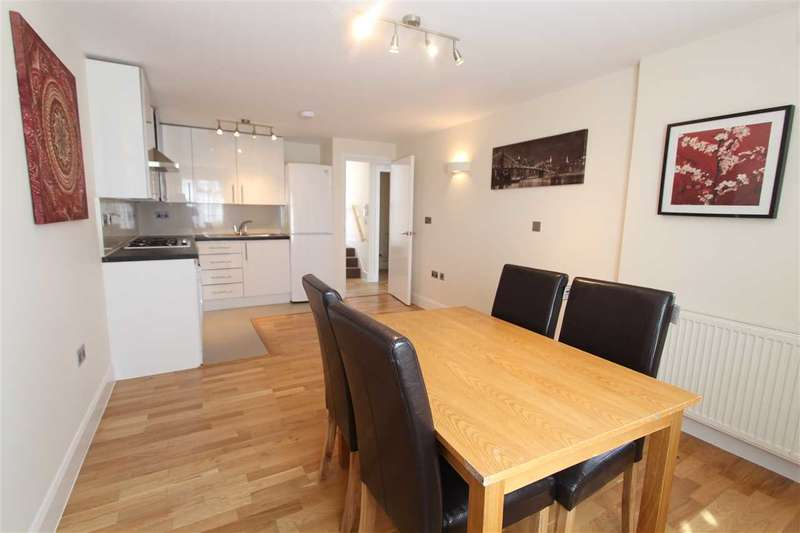 3 Bedrooms Apartment Flat for rent in St Albans Road, Watford