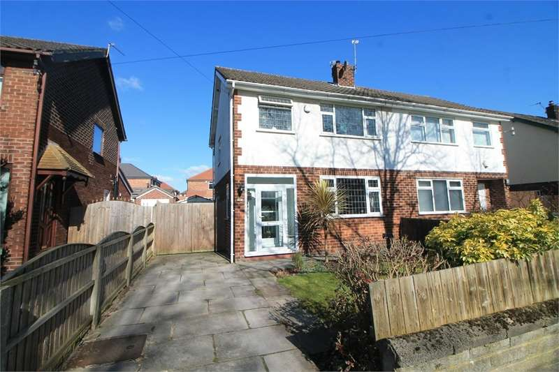 3 Bedrooms Semi Detached House for sale in Nazeby Avenue, Crosby, Merseyside