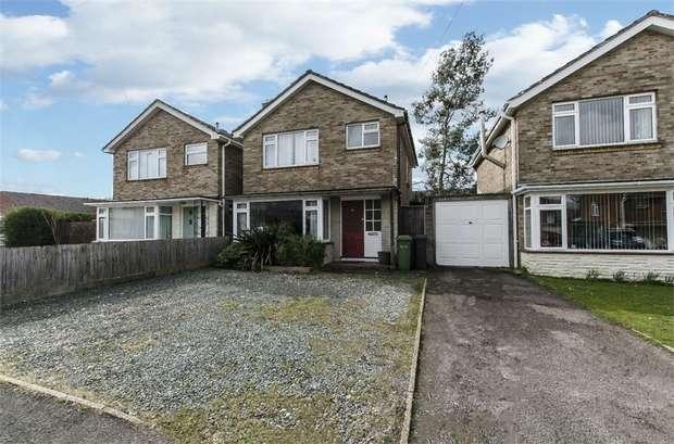 3 Bedrooms Detached House for sale in Oak Drive, Fair Oak, EASTLEIGH, Hampshire