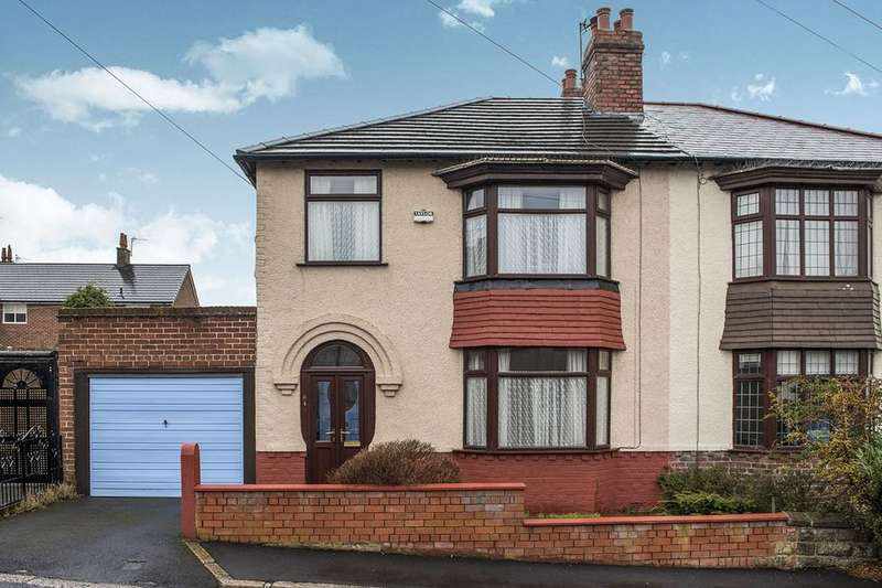 4 Bedrooms Semi Detached House for sale in Rockhill Road, Liverpool, L25