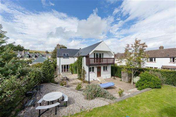 4 Bedrooms Detached House for sale in The New House, Midlem