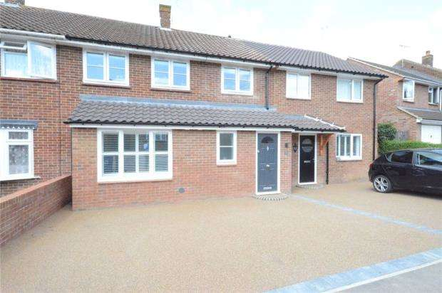 3 Bedrooms Terraced House for sale in Englemere Road, Bracknell, Berkshire