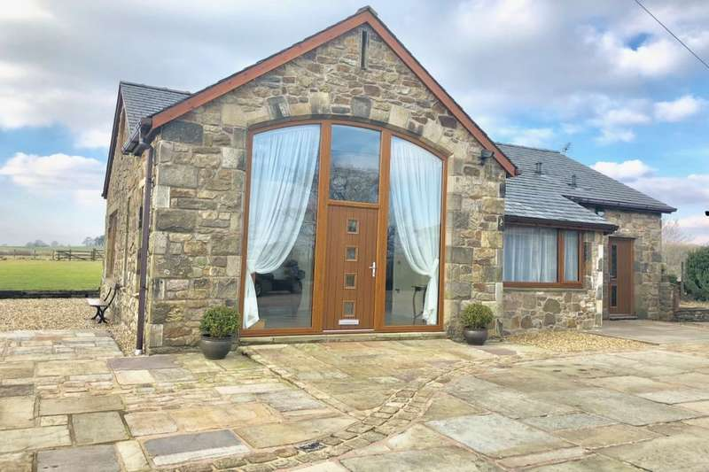 2 Bedrooms Detached Bungalow for rent in Back Lane, Goosnargh, Preston, PR3