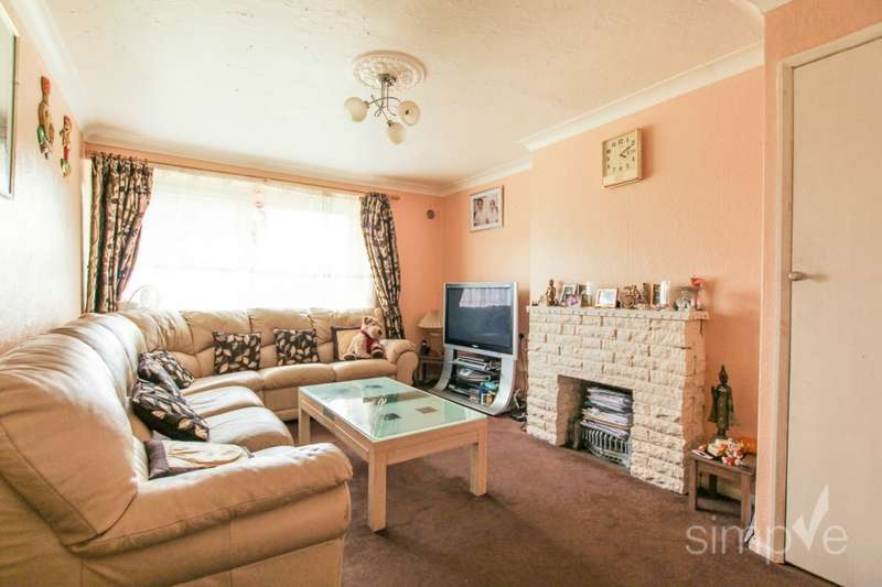 1 Bedroom Flat for sale in Exmouth Road, Hayes, UB4