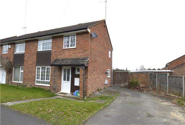 3 Bedrooms End Of Terrace House for sale in Windermere Road, CHELTENHAM, Gloucestershire, GL51 3PX
