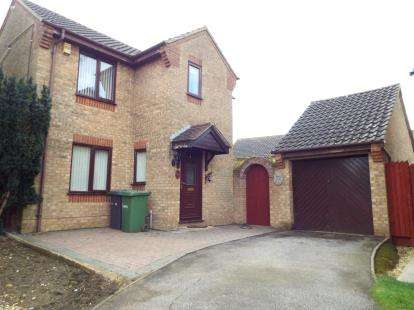 3 Bedrooms Detached House for sale in Hoylake Drive, Farcet, Peterborough, Cambridgeshire