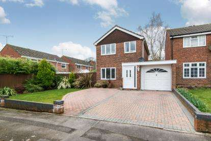 3 Bedrooms Detached House for sale in Eastleigh, Hampshire